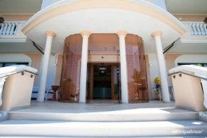 Esterno reception Hotel Rodi Garganico