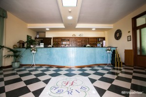 Reception Hotel Gargano