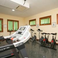 hotel sul gargano con sala fitness