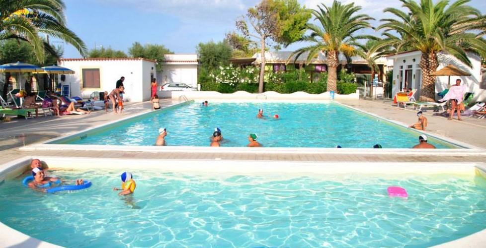 Hotel in Puglia con piscina