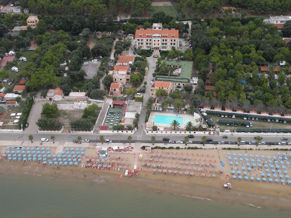 Hotel Adria Rodi Garganico Puglia