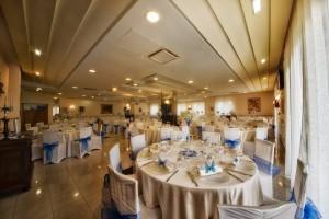 Sala Ristorante Hotel Adria