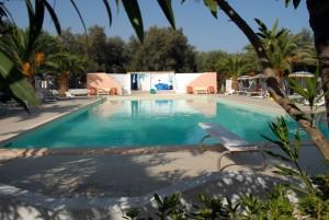 Piscina Hotel Adria