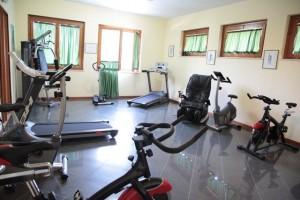 Sala Fitness a Rodi Garganico