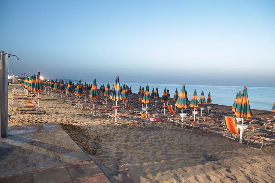 Spiaggia del Gargano - Hotel Adria