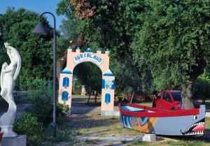 Hotel in Puglia con parco giochi per bambini
