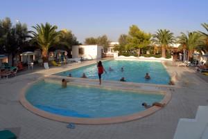 Hotel con Piscina sul Gargano