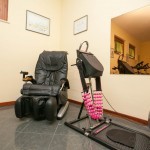 sala fitness hotel gargano