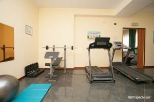 hotel gargano sala fitness