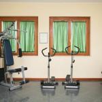 hotel puglia sala fitness