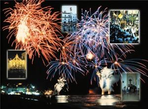 Fuochi d'artificio Rodi Garganico