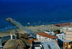 Il vecchio porto di Rodi Garganico