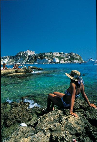 Vista Isole Tremiti
