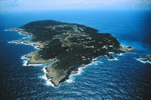 Isole Tremiti viste dall'alto