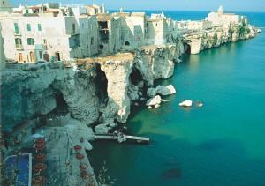 Centro storico sul mare Vieste