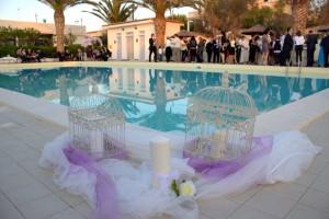 Sala Ricevimenti Hotel Adria Matrimoni